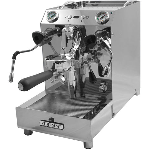 Vibiemme Double Domobar Espresso Machine - V4.0, Manual, Dual Boiler
