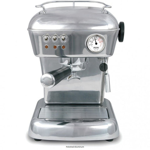 Ascaso Dream Up V3 Espresso Machine - Polished Aluminum - My Espresso Store