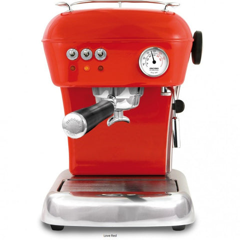 Ascaso Dream Up V3 Espresso Machine - Love Red with Black Handle - My Espresso Store