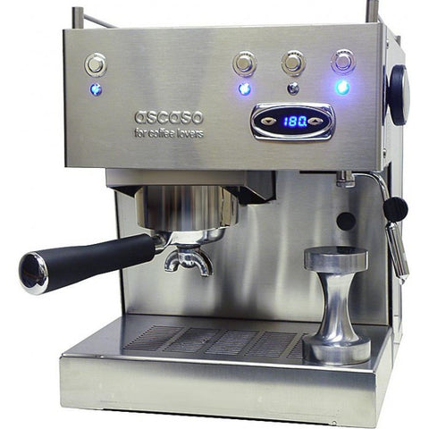 Ascaso Steel Uno Professional with PID Version 4 - My Espresso Store