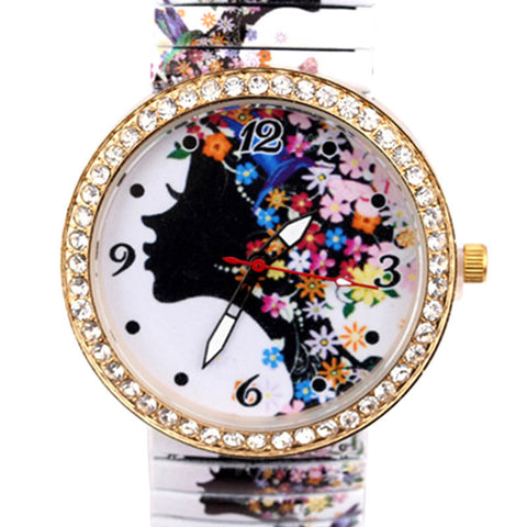 ladies Analog Quartz Watch