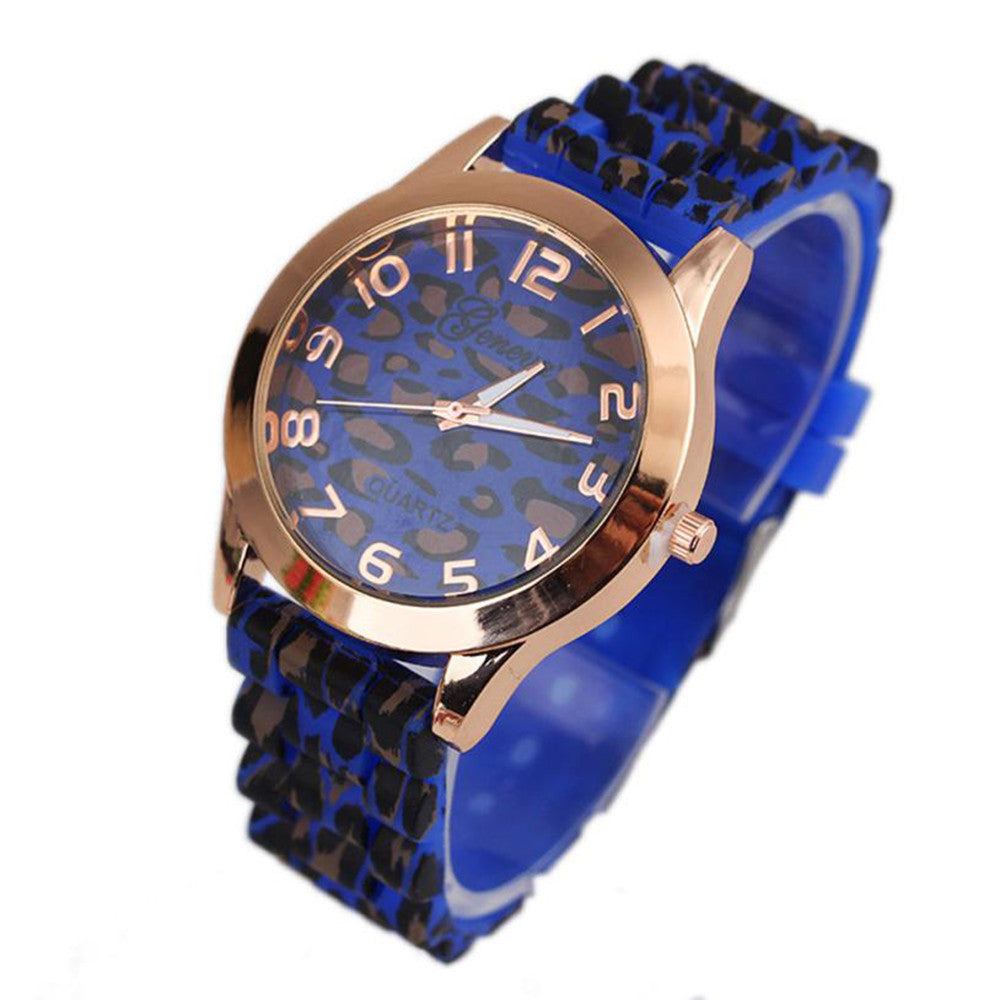 RUE 22 - Silicone Gel Unisex Watch - Super Elite Trends