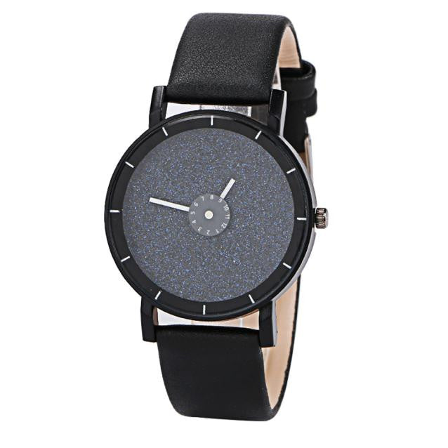 ASH-3B Leather Stainless Steel Wrist Watch - Super Elite Trends