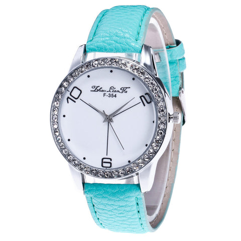 BOWIE - Unisex Quartz Leather Wrist Watch - Super Elite Trends