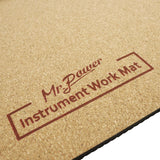 Mr.Power Guitar Work Mat Instrument Work Mat Guitar Cleaning Luthier Tool