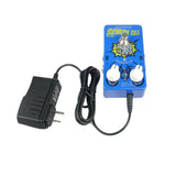 Mr.Power DC 9V 1A Guitar Effects Pedal Power Supply Adapter Charger US / EU / AU / UK Plug for Dunlop Zoom Boss Guitar Effects Pedal