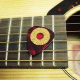 Mr.Power Standard Guitar Pick Non-slip Grip Cork Tape 20 Pcs 18mm/0.7inch Guitar Accessories New