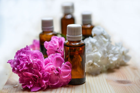 essential oil scent smell