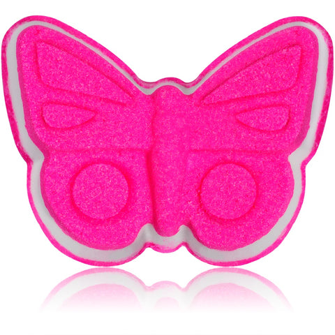 Bashful Butterfly Bath Bomb