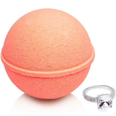 Life of the Party Pink Grapefruit Bath Bomb