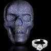 Halloween Incantation Skull Bath Bomb