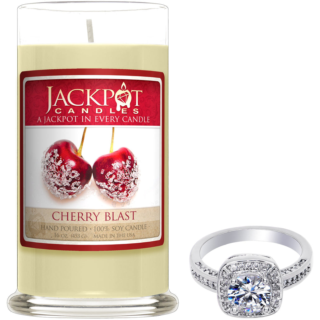 Cherry Blast Jewelry Candle