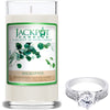 Eucalyptus Jewelry Jewelry Ring Candle