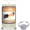 Vanilla Jewelry Ring Candle