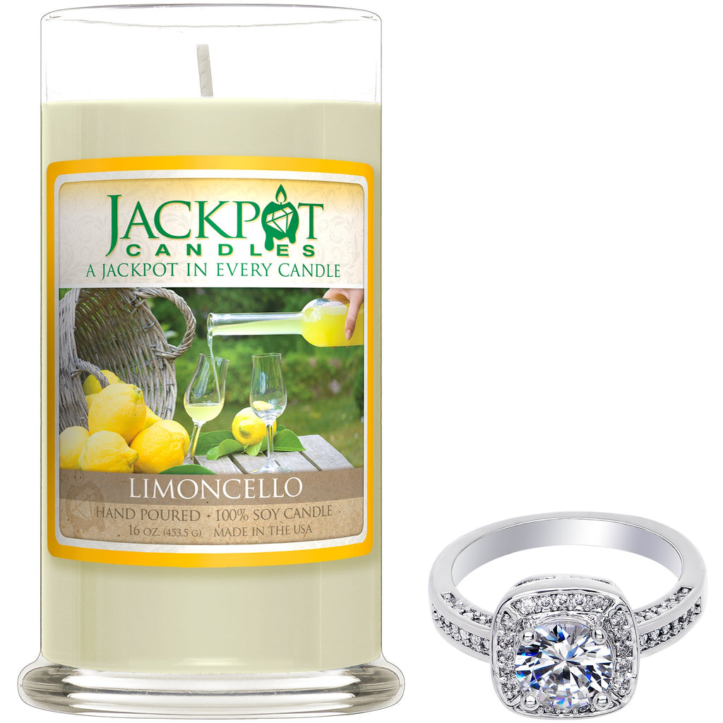 Limoncello Jewelry Candle