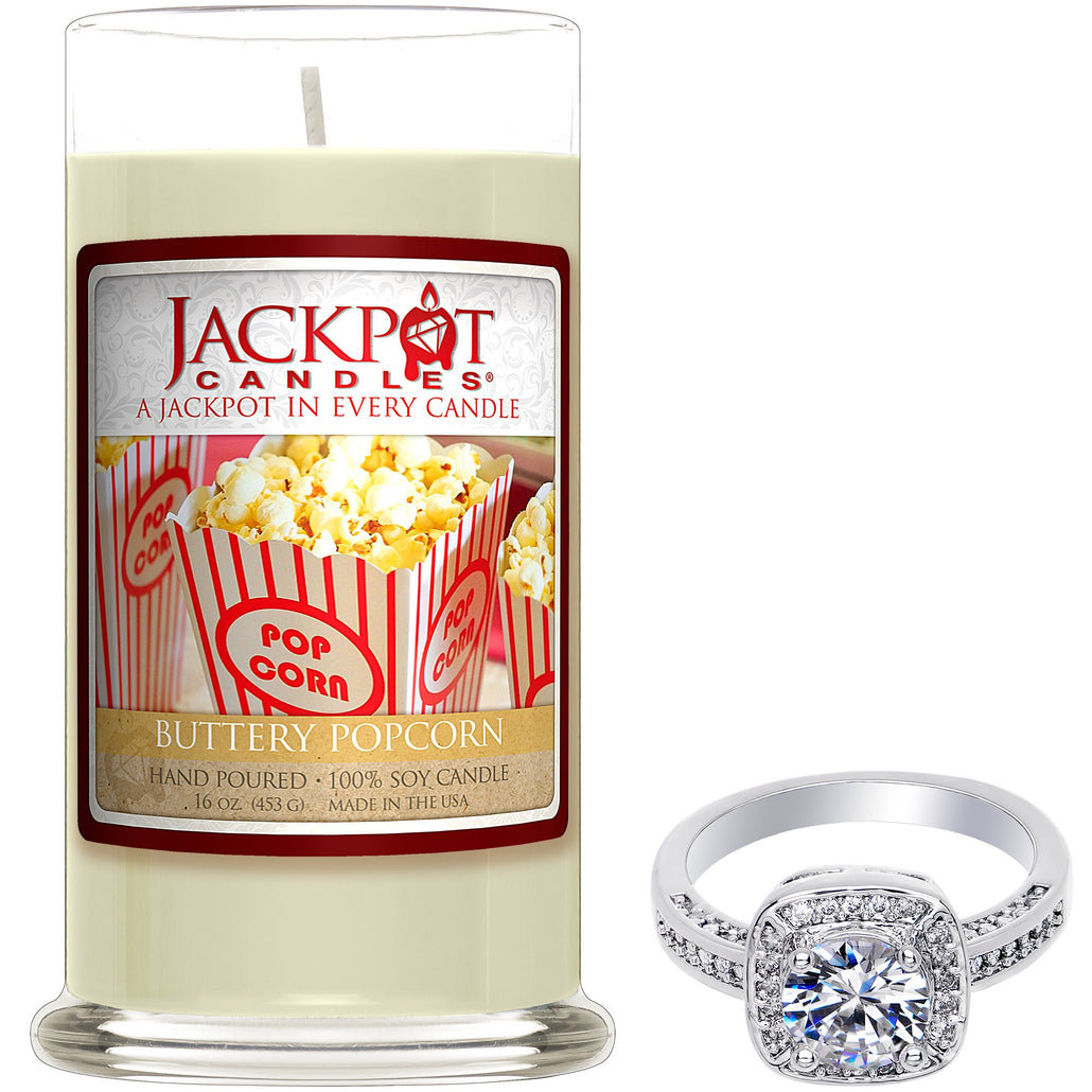 Buttery Popcorn Jewelry Candle
