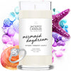 Mermaid Day Dream Candle with Jewelry Ring