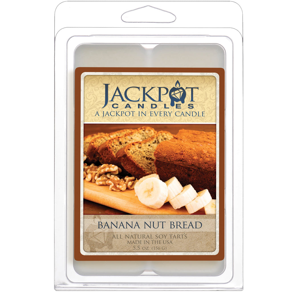 Banana Nut Bread Jewelry Wax Tart