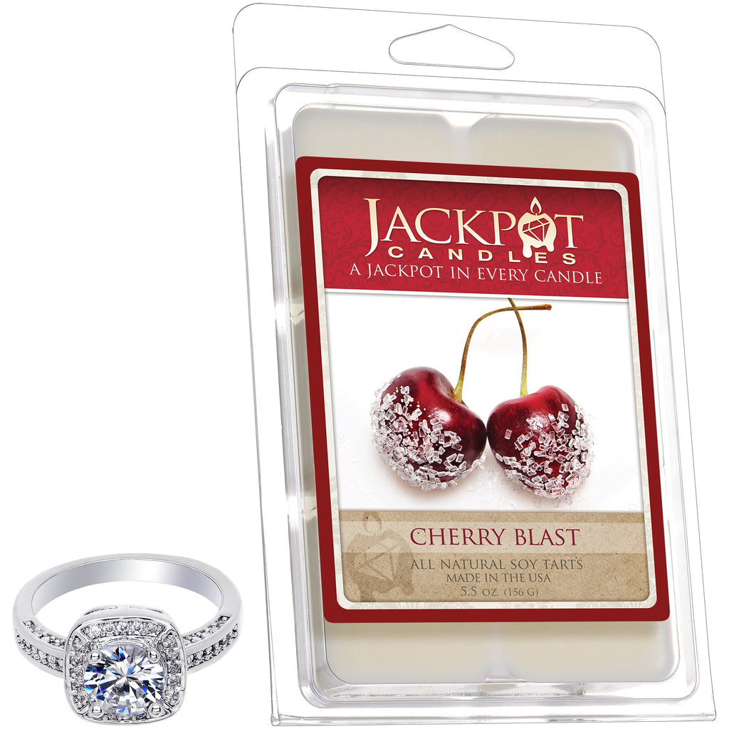 Cherry Blast Jewelry Wax Tart
