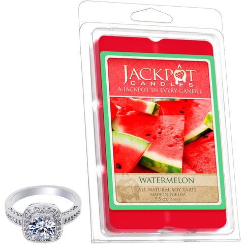 Watermelon Jewelry Wax Tart