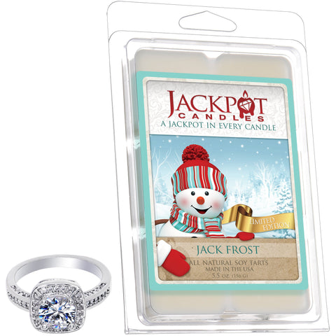 Jack Frost Jewelry Wax Tart