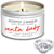 Santa Baby Jewelry Ring Candle Travel Tin