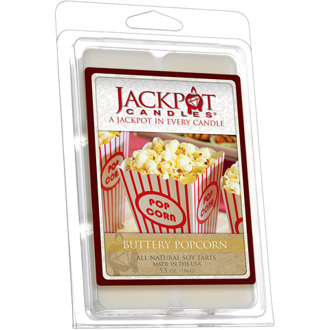Buttery Popcorn Jewelry Tart Wax Melts