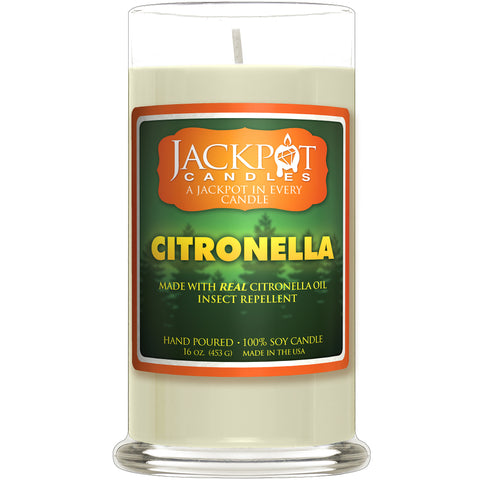 Citronella Jewelry Candle