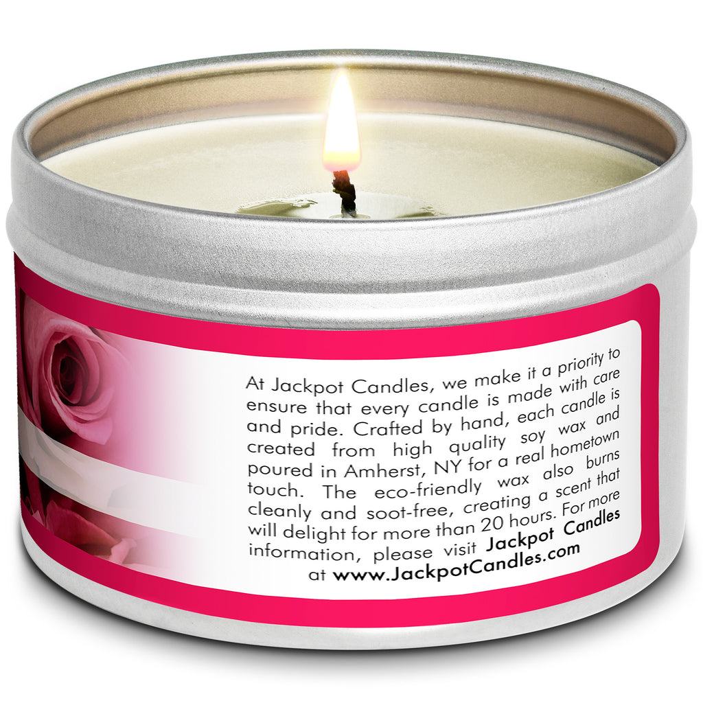 Love Potion Jewelry Candle Travel Tin