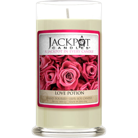Image of Love Potion Jewelry Candle