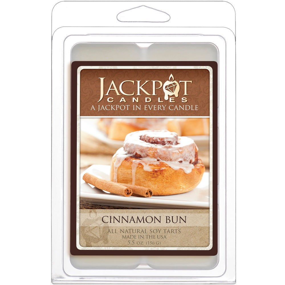 Cinnamon Bun Jewelry Wax Tart
