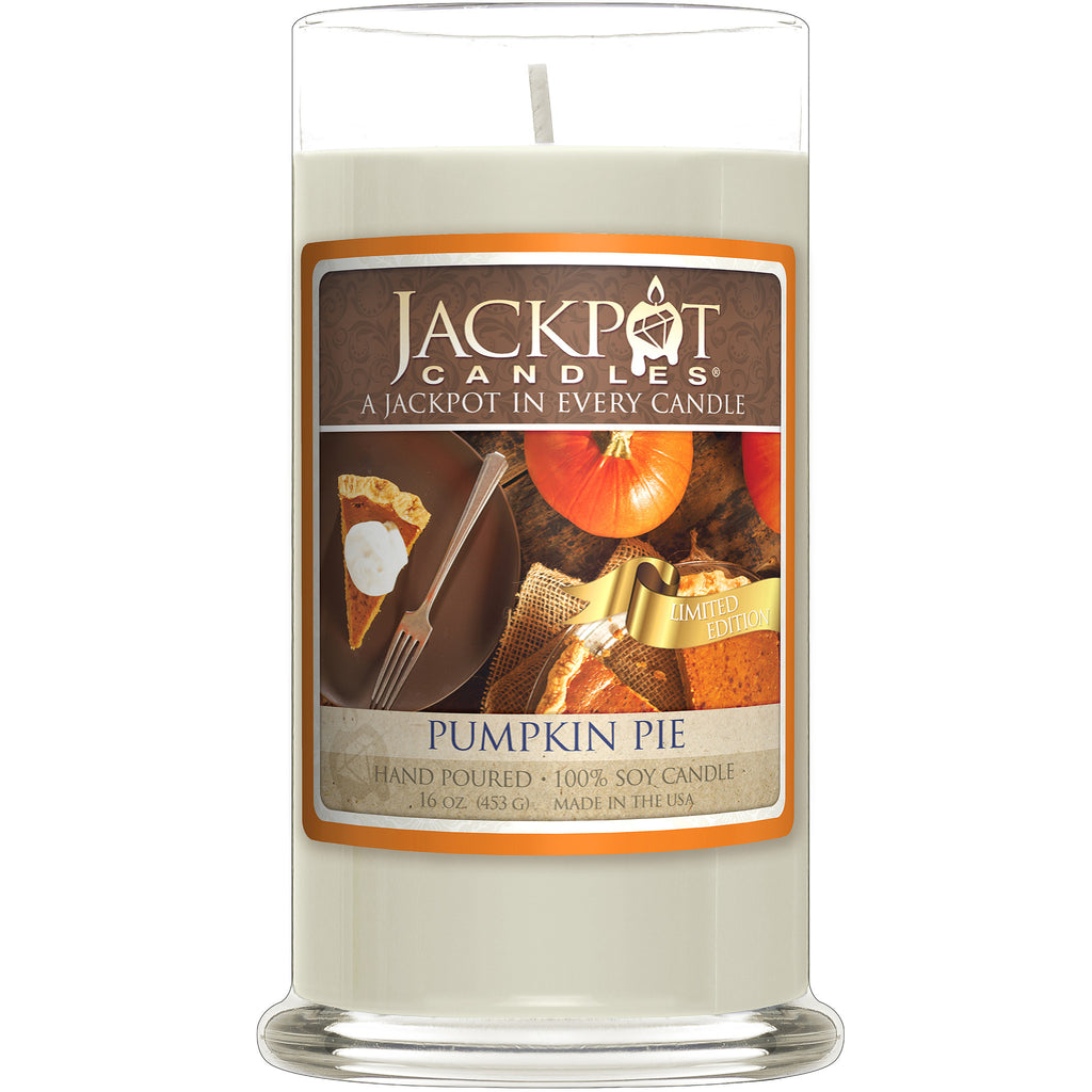 Pumpkin Pie Jewelry Candle
