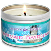 Mermaid Daydream Jewelry Ring Candle Travel Tin