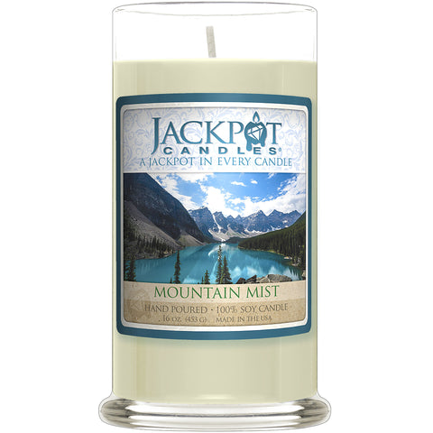 Mountain Mist Jewelry Candle