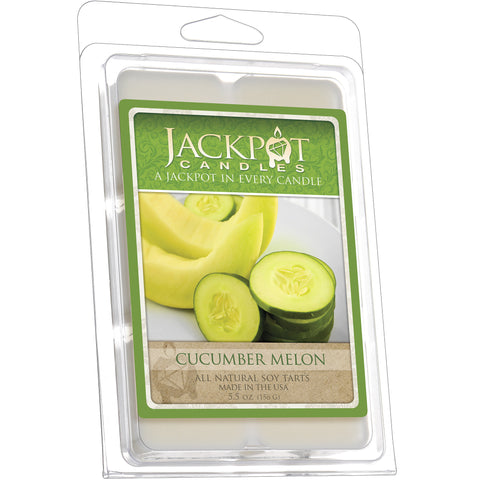 Cucumber Melon Jewelry Tart Wax Melts