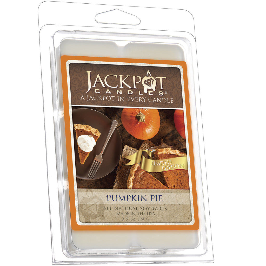 Pumpkin Pie Jewelry Tart Wax Melts