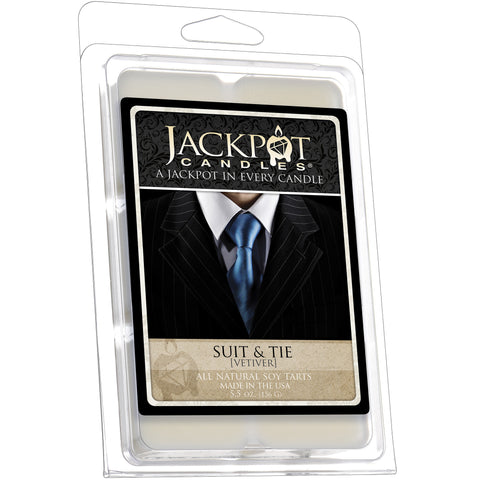 Suit and Tie Jewelry Tart Wax Melts