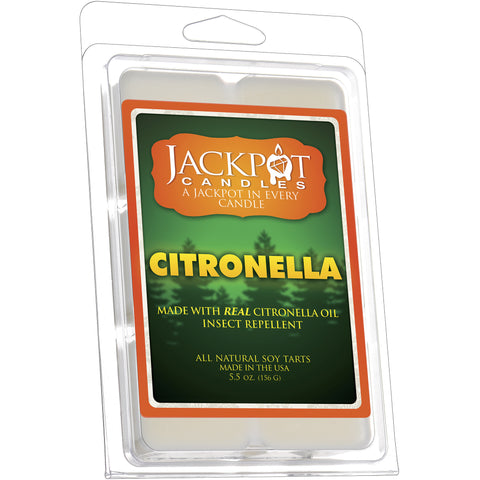 Citronella Jewelry Tart Wax Melts