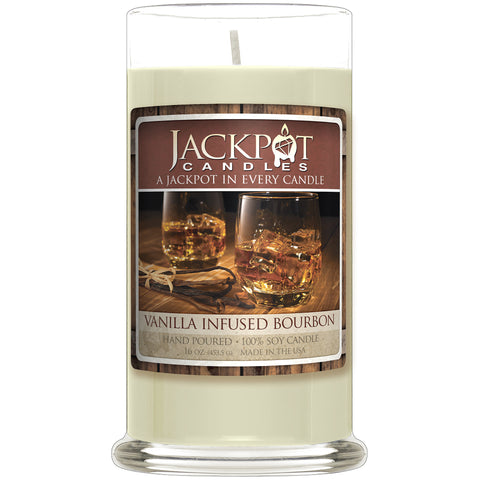 Vanilla Bourbon Jewelry Candle