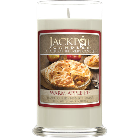 Warm Apple Pie Jewelry Candle