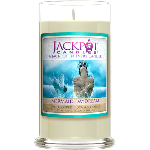 Mermaid Dream Jewelry Candle