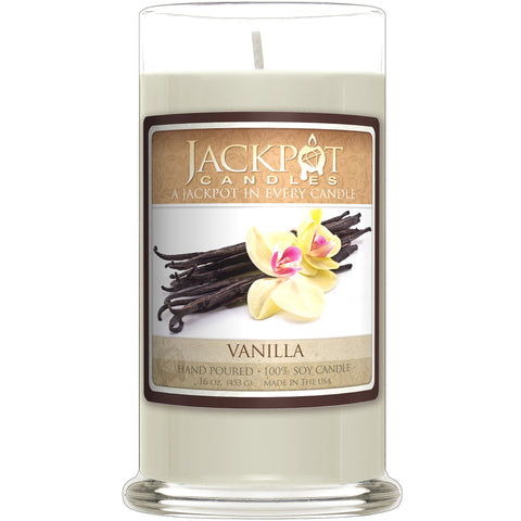 Vanilla Jewelry Candle