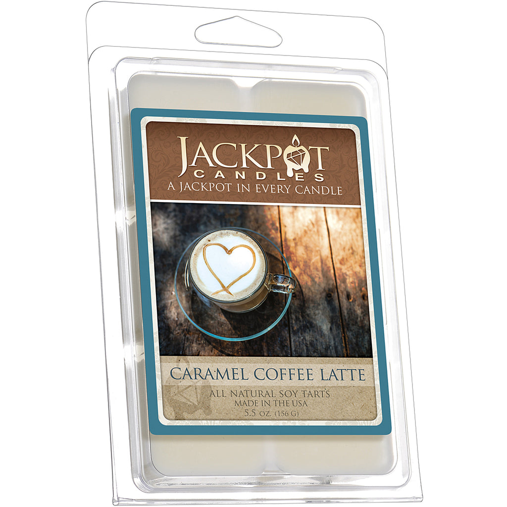 Caramel Coffee Latte Jewelry Wax Tart
