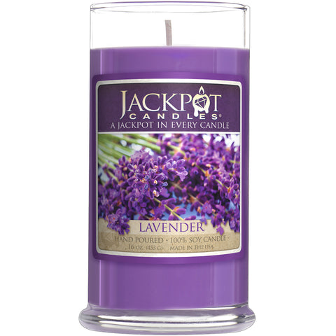 Image of Lavender Jewelry Candle