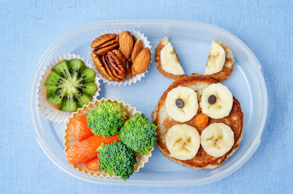 How to choose Healthy Snacks for Kids!