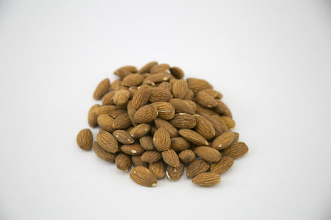 Healthy Snacks for Getting Vitamins and Minerals Almonds