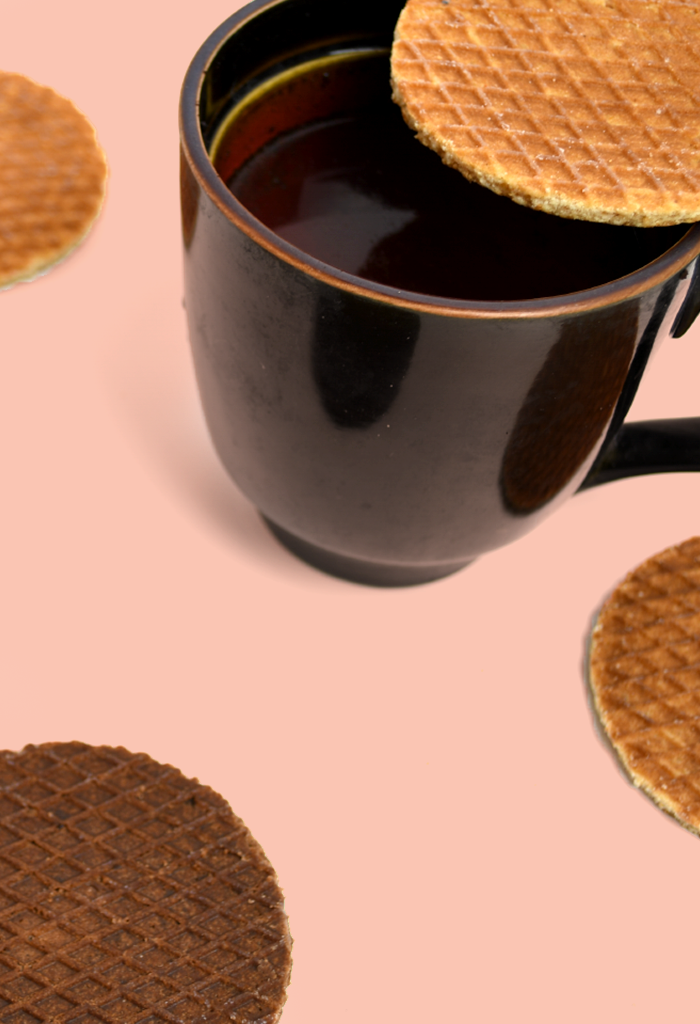 Authentic Dutch Stroopwafels