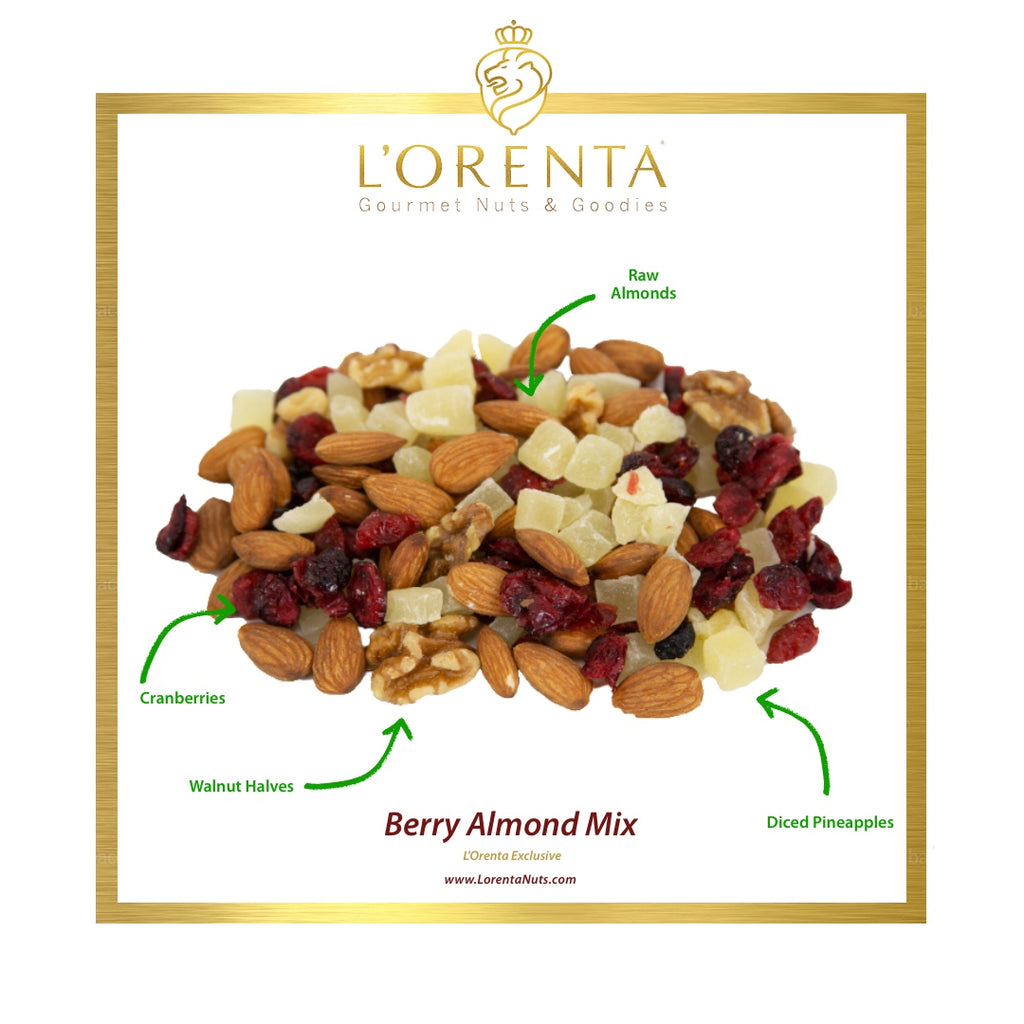Berry Almond Mix
