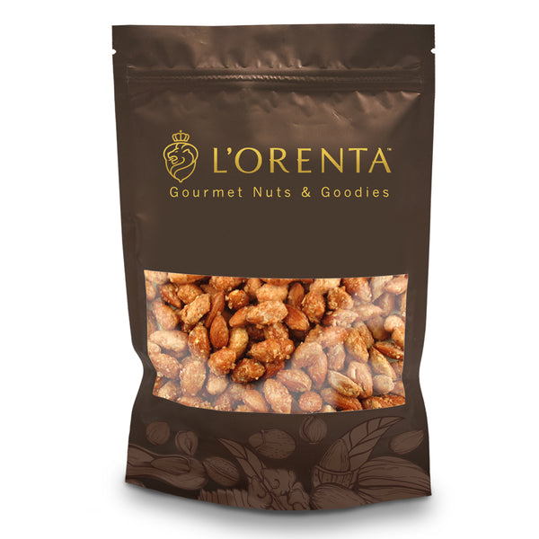 butter toffee almonds