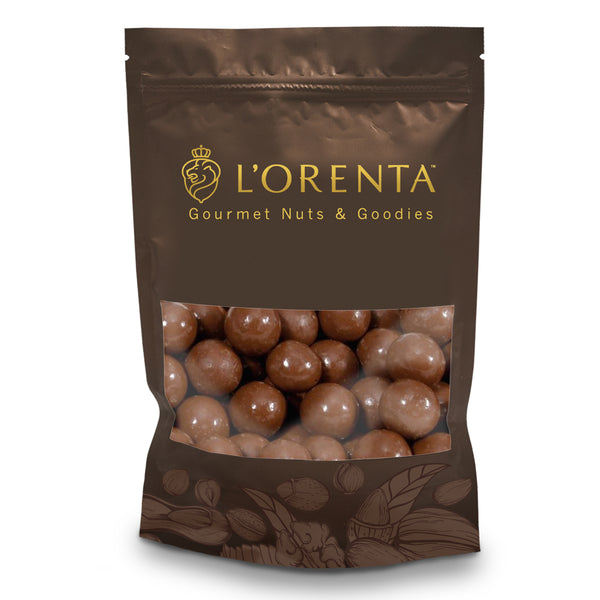 Chocolate Malted Milk Balls